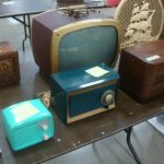 TV and radios at Kzoo 2018